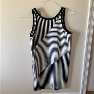 Rebecca Minkoff Striped Tank Dress